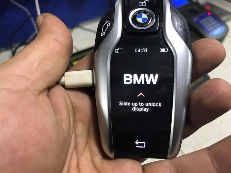 Bmw F30 Anahtarı